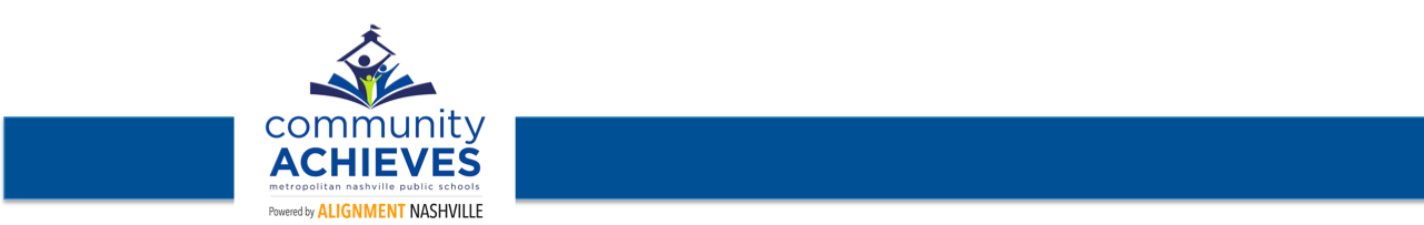 Community Achieves